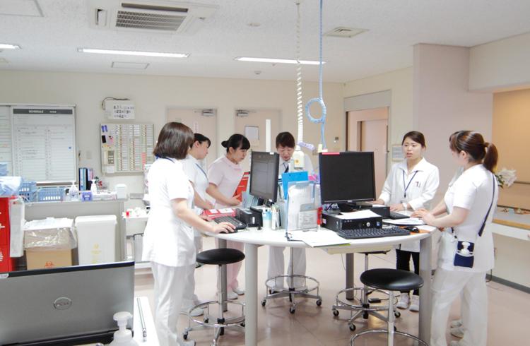 4階病棟(障害者施設等一般病棟)