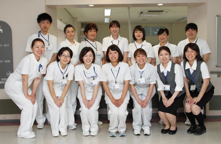 5階病棟(回復期リハビリテーション病棟)