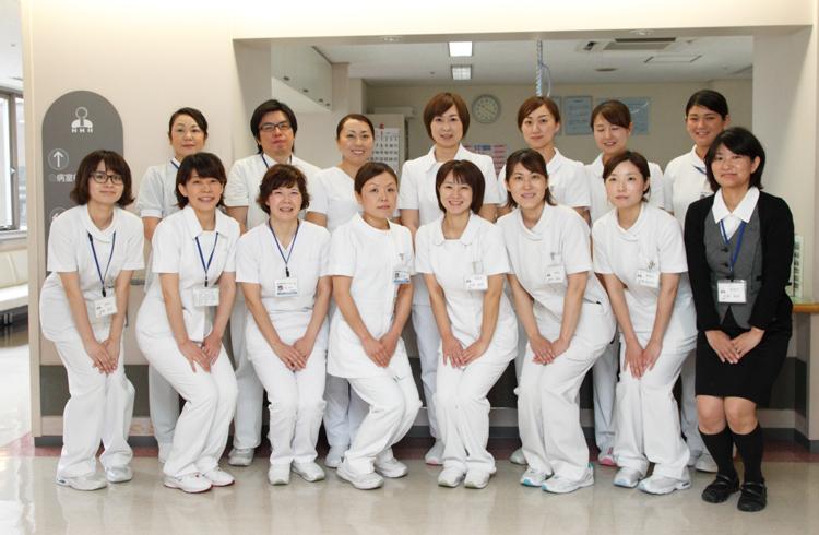6階病棟(回復期リハビリテーション病棟)