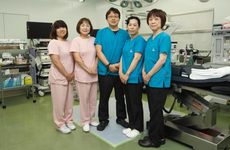 手術室・滅菌洗浄室
