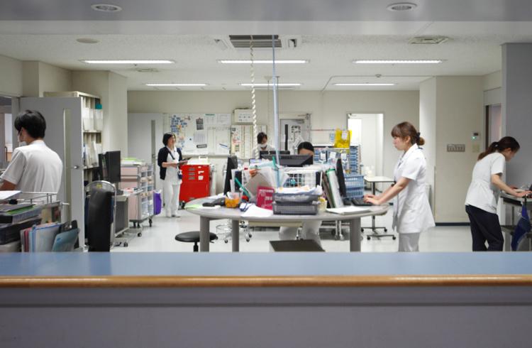 3階病棟(急性期病棟)